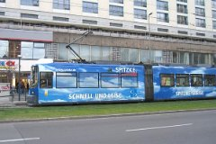 Berlin, Spandauer Straße , 6. April 2007